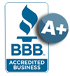 HotDoodle Web Design Company Rated A+ by the Better Business Bureau
